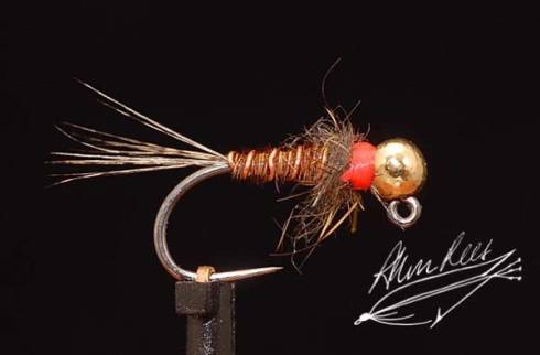 Red Neck Pheasant Tail Nymph